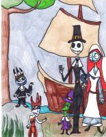 Nightmare at Plymouth Rock by Millie-the-Cat7