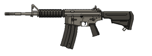 M4 Carbine by maxviolence