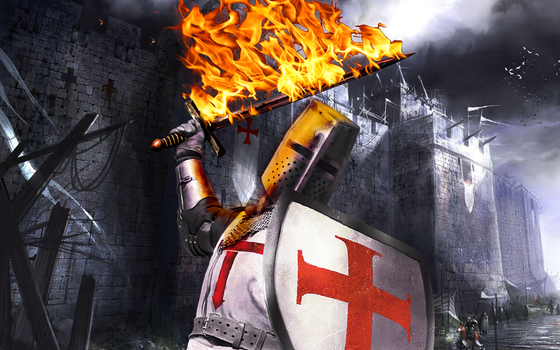 Templar Knight by super3011