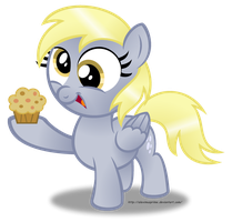 Care for a muffin? by AleximusPrime