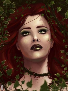 Poison Ivy by rooster82