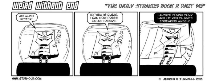 The Daily Straxus Book 2 Part 143 by AndyTurnbull