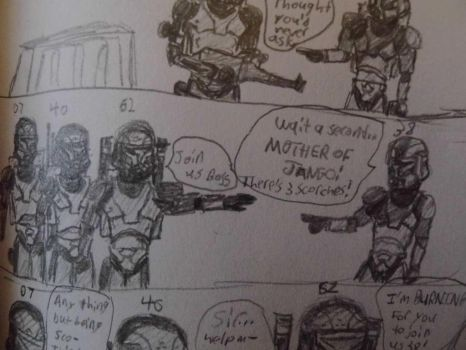 Scorch Appocalypse panel 4 by RC-5968Frank