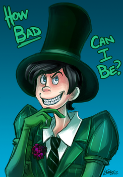 Just How Bad by limecakey