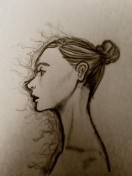 Portrait of her by GabZ648