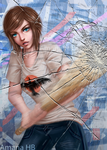 Life is Strange Before The Storm Fanart by Amana-HB