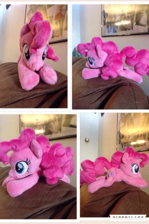 Pinkie Pie Beanie FOR SALE! by devinedelights