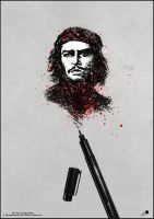 Che Guevara by johngiannis27