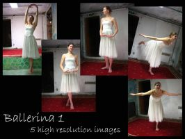 Ballerina stock pack 1 by Mithgariel-stock