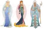 Disney Mucha Xstitch Patterns 4 (Hannah-Alexander) by pinkythepink