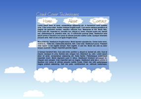 Cloud Cover Technology by BlueCup