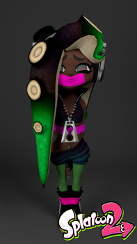 Marina in Distress by TheBlenderTaper