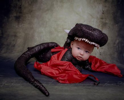 Game of Thrones - Baby Drogon! by Linksliltri4ce