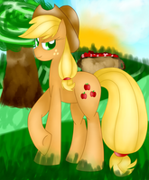 Applejack by cooler94961