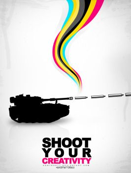 Shoot.your.CREATIVITY by kontrastt