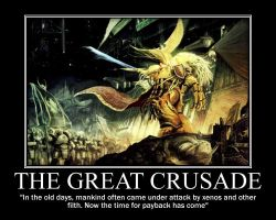 The Great Crusade by Arreal