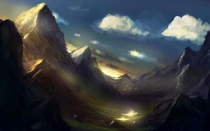 More Mountains by dustycrosley