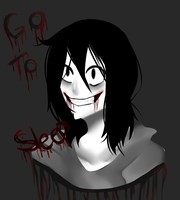 .:Jeff the killer:. by janethewolf12