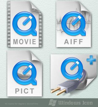 Complete Quicktime Filetypes by ssx