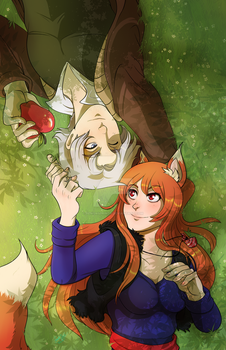 Spice and Wolf - complete by RenonVesir