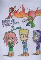 KH: Four Swords by Angels-Advocate