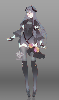 [CLOSED - HB: $40] Adopt Auction ENDS TODAY by Valkymie
