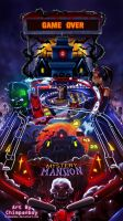 Pinball Concept by Chimpanboy