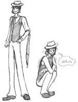 Trilby by MagickLorelai