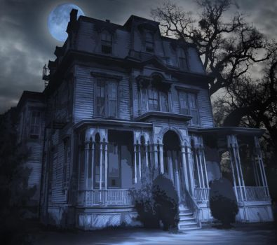Hell House by Culhain