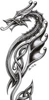 celtic dragon 2 by roblfc1892