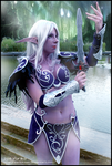 The Nightelf by YurikoSeira