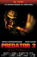 Predator 3 Poster by MikeMonaghanPhoto
