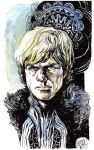 Tyrion Lannister by mysteryming