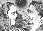 Sansa and Theon - Game of Thrones by ArseneCliff