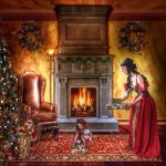There's No Place Like Home For The Holidays by MataHari22