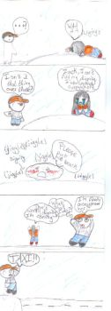 Adventures of Zack and Naomi 1 by Macical132