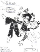 Tei, for my firends back home by Setaru