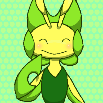 Day 6 - Favorite Bug Type by kilusion2011
