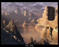 Lost Valley by alemex