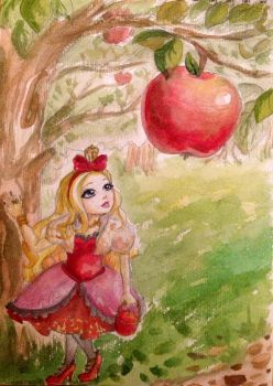 Once upon a time by Animagfia
