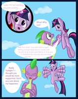 10.No pony spike? by sweetchiomlp