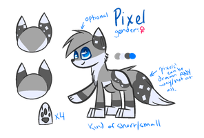 Pixel ref by Mythical-Pixel