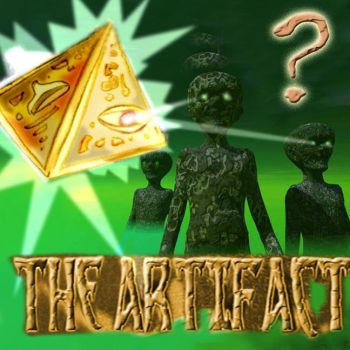 What Is THE ARTIFACT? by thedreamcontinued