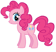 Pinkie Pie Base concept by Durpy