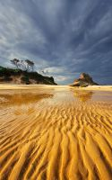 Golden Sands by DrewHopper