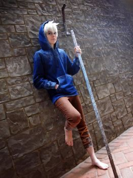 Katsucon 2013: Jack Frost by Malindachan