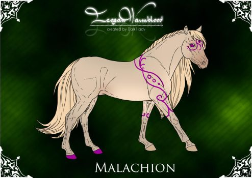 Imperial Stud - Group Horse: Malachion by SweetLittleVampire