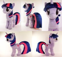 Twilight Sparkle Commission by eebharas