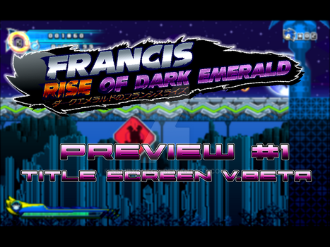 FTHRODE Preview Video #1 - Title Screen Beta by NSMBXomega