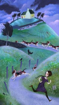The Hounds Of Love by meluseena